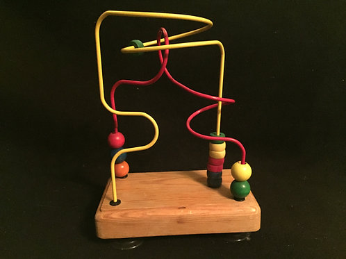 Anatex Space Coaster Bead Maze