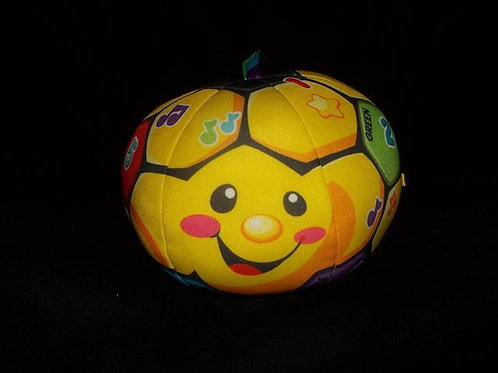 Fisher-Price Laugh & Learn Singing Soccer Ball-Y