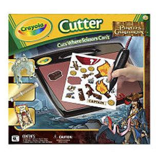 Crayola Disney Pirates Cutter  *NEW