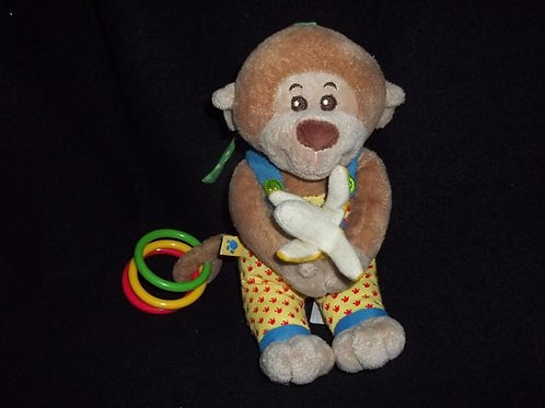 Build a Bear Monkey Infant toy