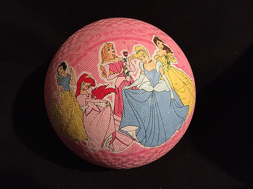 Headstrom 8.5 inches Disney Princess Rubber Playgr
