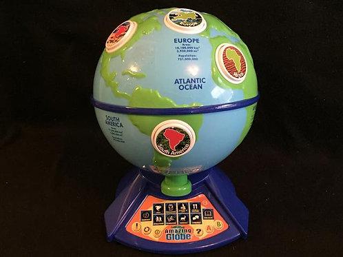 Interactive Talking Globe