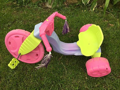 Big Wheel Purple/Pink