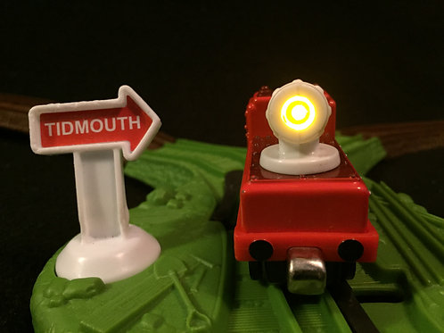 Thomas & Friends Take Along Die Cast Spotlight Car