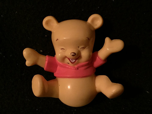 """Baby Winnie the Pooh Cake Topper 2.5"""""""