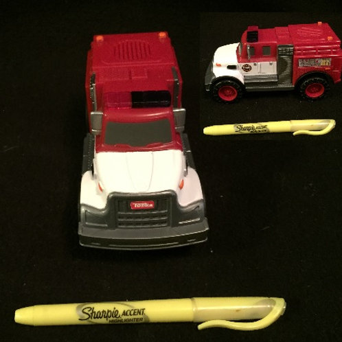 Tonka Rescue Force Lights and Sound Vehcle