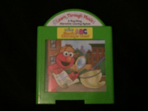 Learn Through Music Learning System Elmo's ABC
