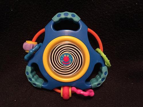 Manhattan ToyWhoozit Busy Swirls Activity Toy