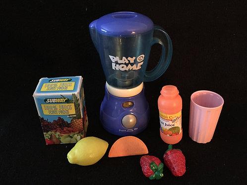 Play Home Blender (Blue)