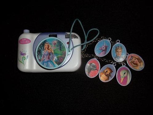 Barbie Swan Lake Talking Musical Camera