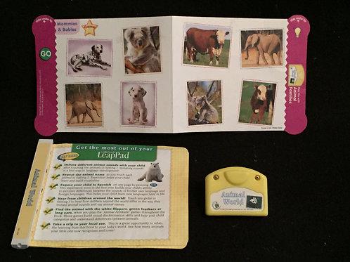 LittleTouch LeapPad Book - Animal World
