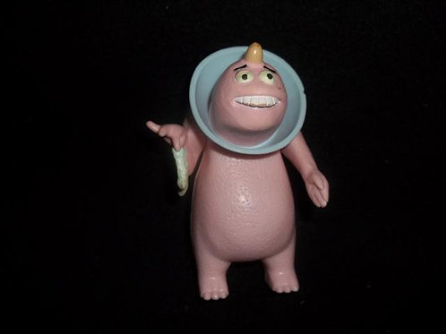 George Sanderson Monster's Inc. Pixar