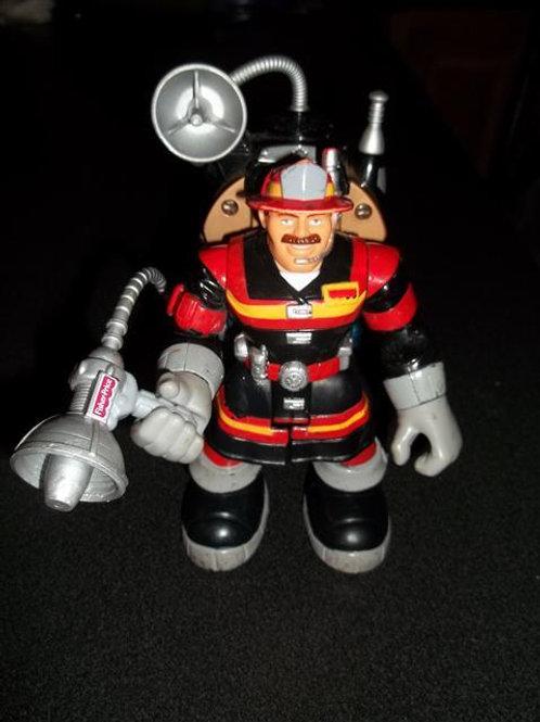 Rescue Hero Fire Fighter