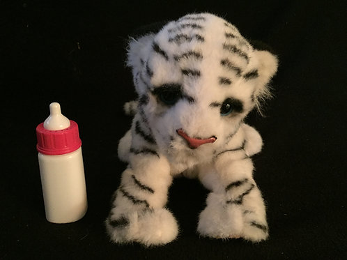 FurReal Friends: Jungle Cat (White Tiger Cub)
