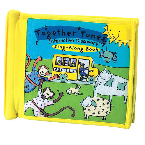 Neurosmith Together Tunes Sing-Along Book