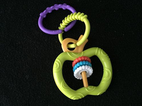 Kids II Apple Teether