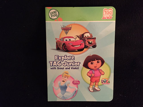 Leap Frog, Explore Tag Junior with Scout and Viole