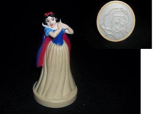 Hasbro Snow White Stamper (2001) PVC