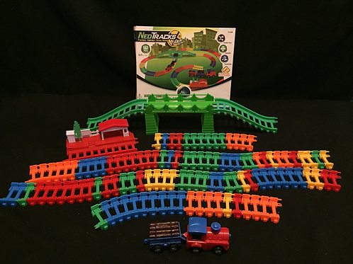Mindscope Neo Tracks Train Series Twister Tracks