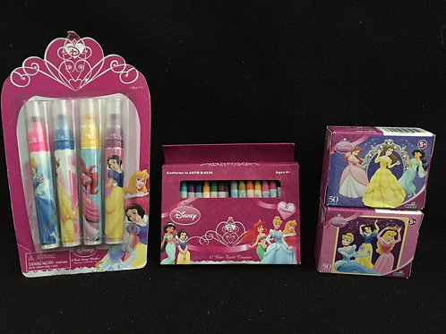Princess pack- New pack items