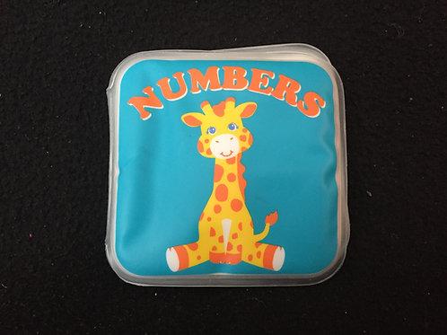 Granimals Numbers Bath Book