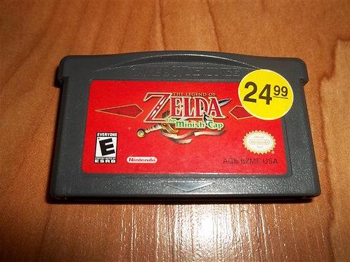 The Legend of Zelda - The Minish Cap GAMEBOY GAME