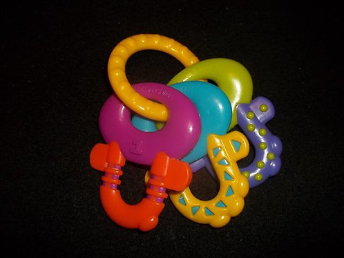 Kids II Toddler Keys 1-2-3