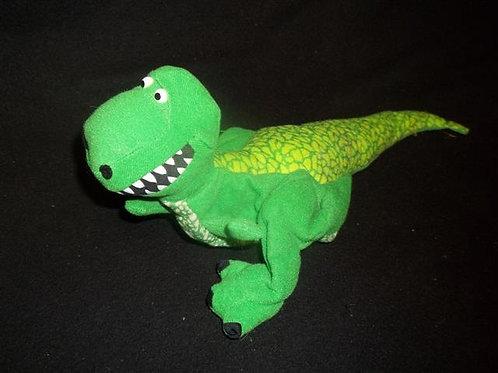 Disney Toy Story Rex Plush Dinosaur Hand puppet