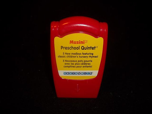 Musini Preschool Quintet Cartridge