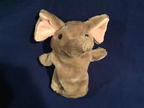Elephant Puppet -