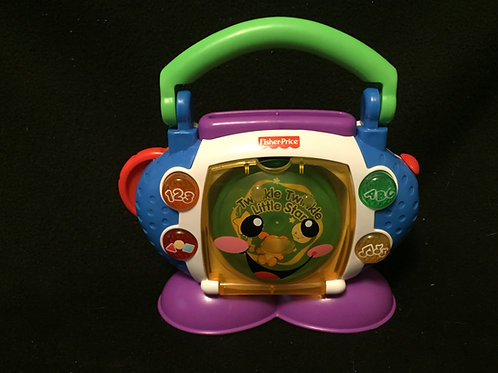 Fisher Price Laugh and Learn Sing With Me CD