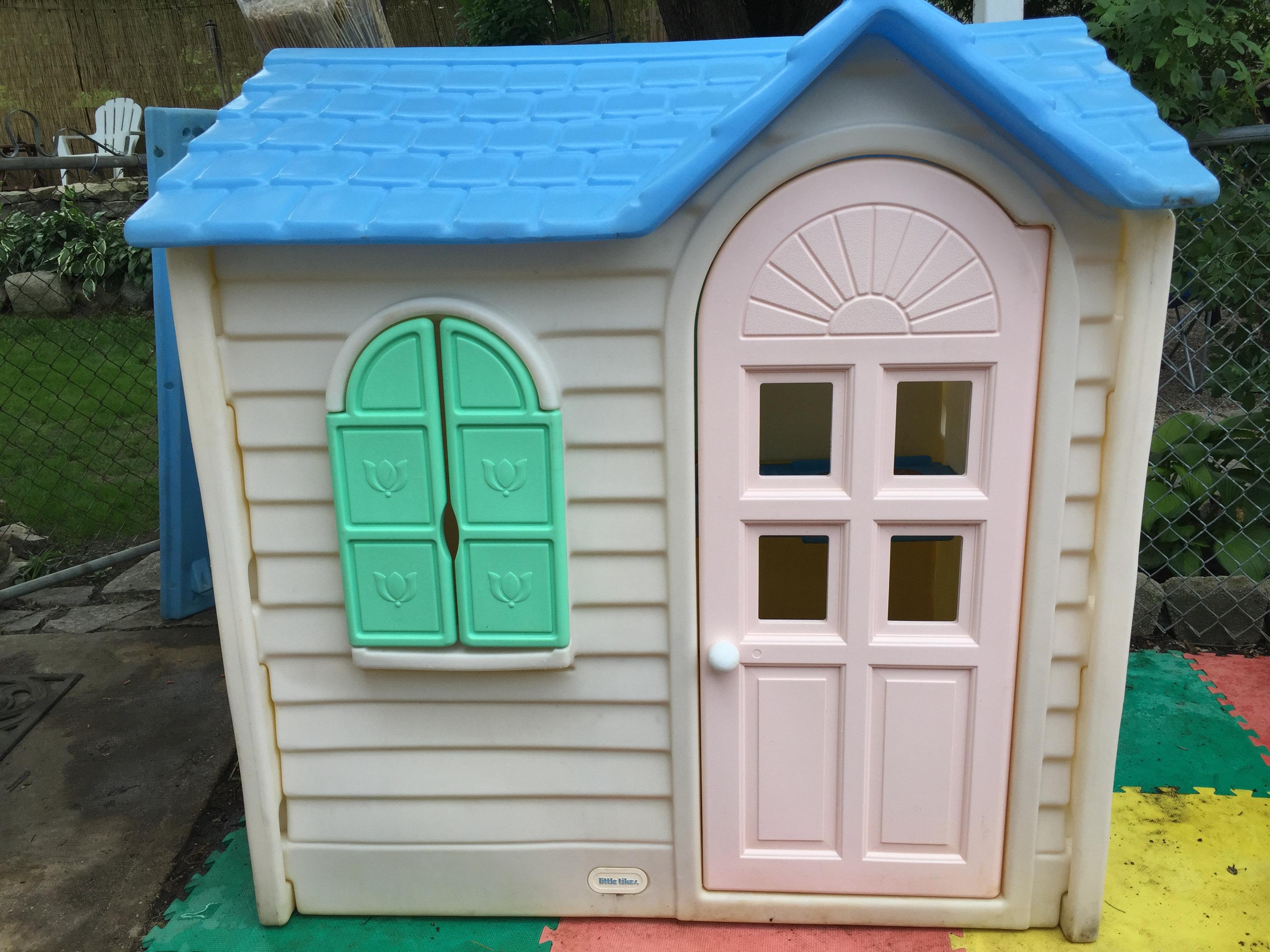 Little Tikes Country Cottage Playhouse Vintage Kidsheaveninlisle