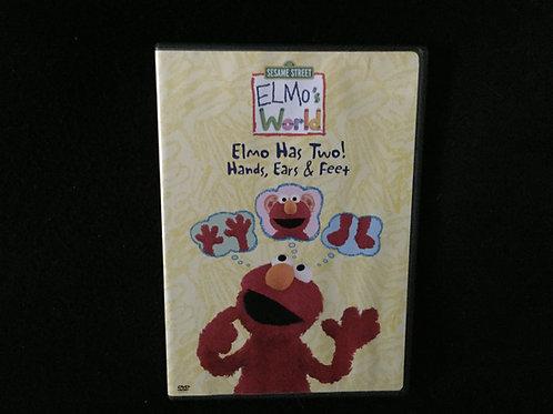 Elmo's World: Elmo Has Two! Hands, Ears & Feet DVD