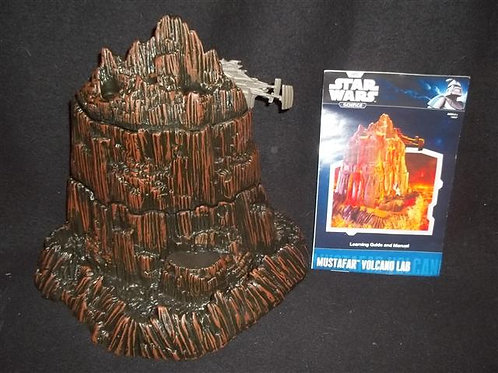Star Wars Science Mustafar Volcano Lab