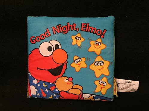 Good Night Elmo! (Interactive Cloth Book)