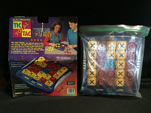 Tiger Electronics Tic Tac Total Game