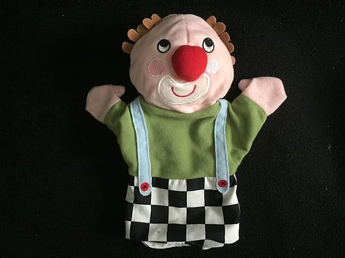 Clown #2 Puppet -