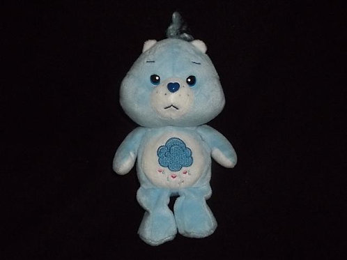 "Grumpy Bear (2002) 8"" Plush"