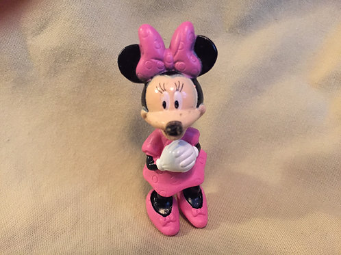 """Minnie Mouse Figure /Cake topper 2"""""""