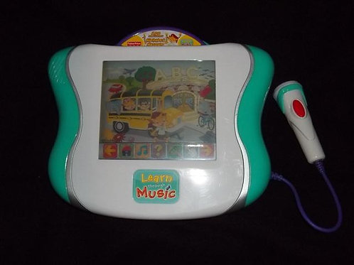 Fisher Price Learn Through Music Touchpad
