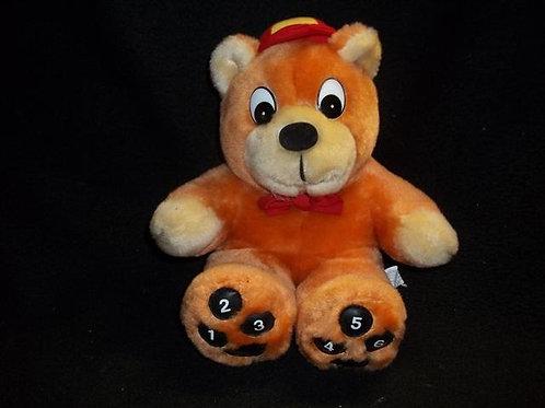 Goldilocks Three Bears Plush Stuffed Animal