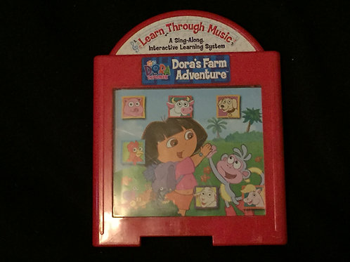 Dora's Farm Adventure Cartridge