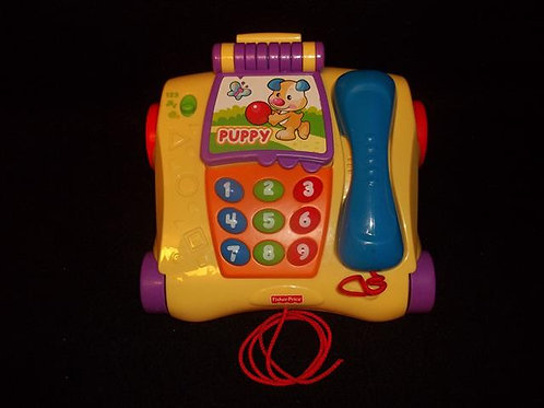Fisher-Price Laugh & Learn Counting Friends Phone