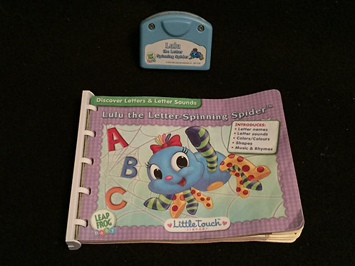 LittleTouch LeapPad Library: Lulu