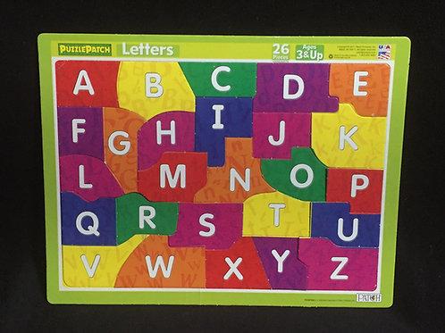 Alphabet Puzzle 25 Pieces
