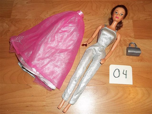 (04) Disney Doll Comes Purse outfit