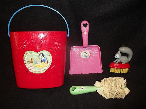 Disney Snow white Cleaning set