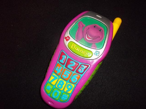 Barney Best Manners Phone