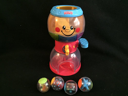 Roll-a-Rounds: Swirlin' Surprise Gumball Machine