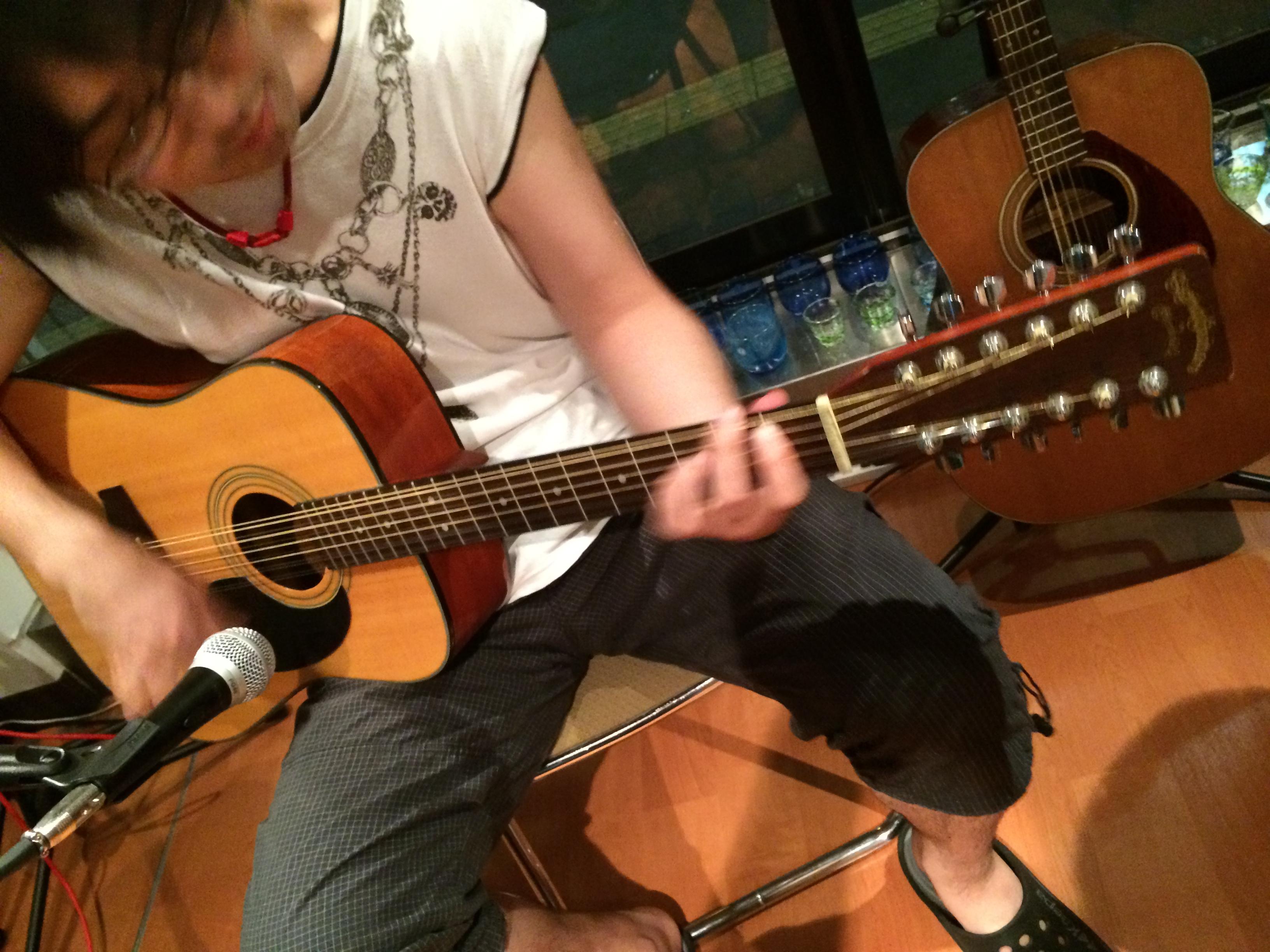 和製マーチン:シグマの12弦ギター!!